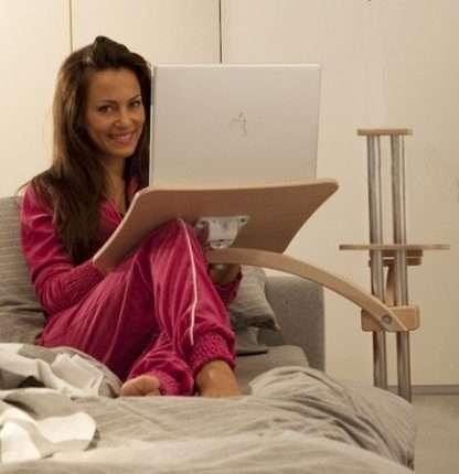 voll verstellbarer, ergonomischer Laptop-Schreibtisch