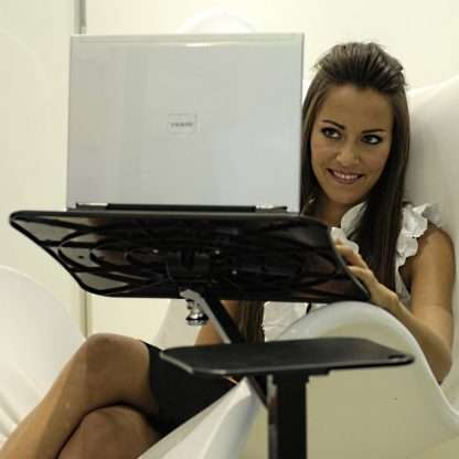 Ergonomia e comodità con il portatile