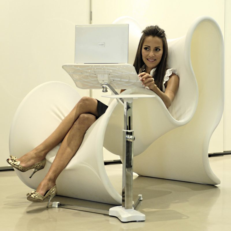 laptop stand luxury furniture