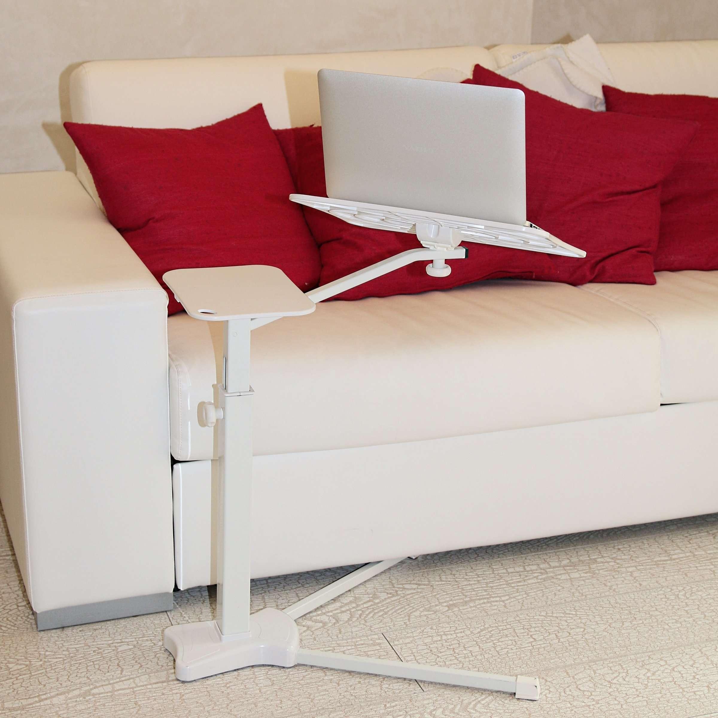 portanotebook minimalista per interni design