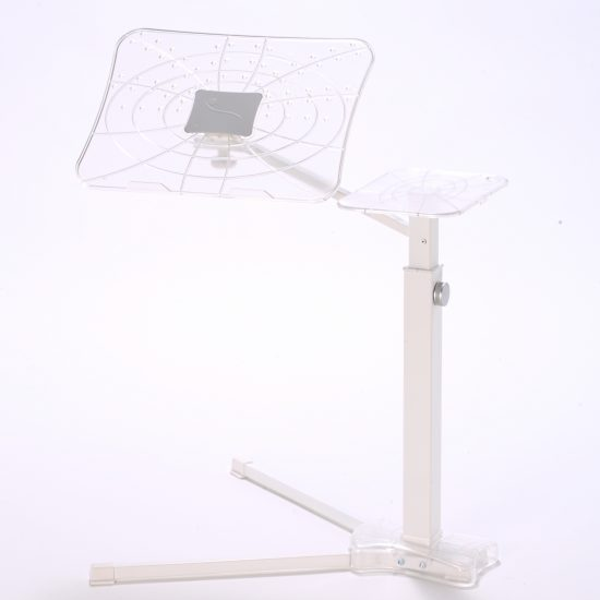 Notebook support lectern lounge