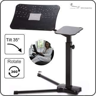support for Laptop ergonomic to improve features of mobile devices at home.