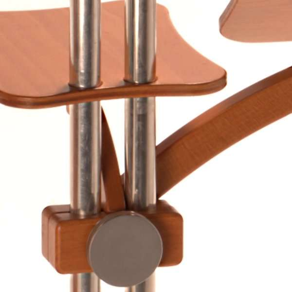 Lounge Wood Hot Support For Notebook