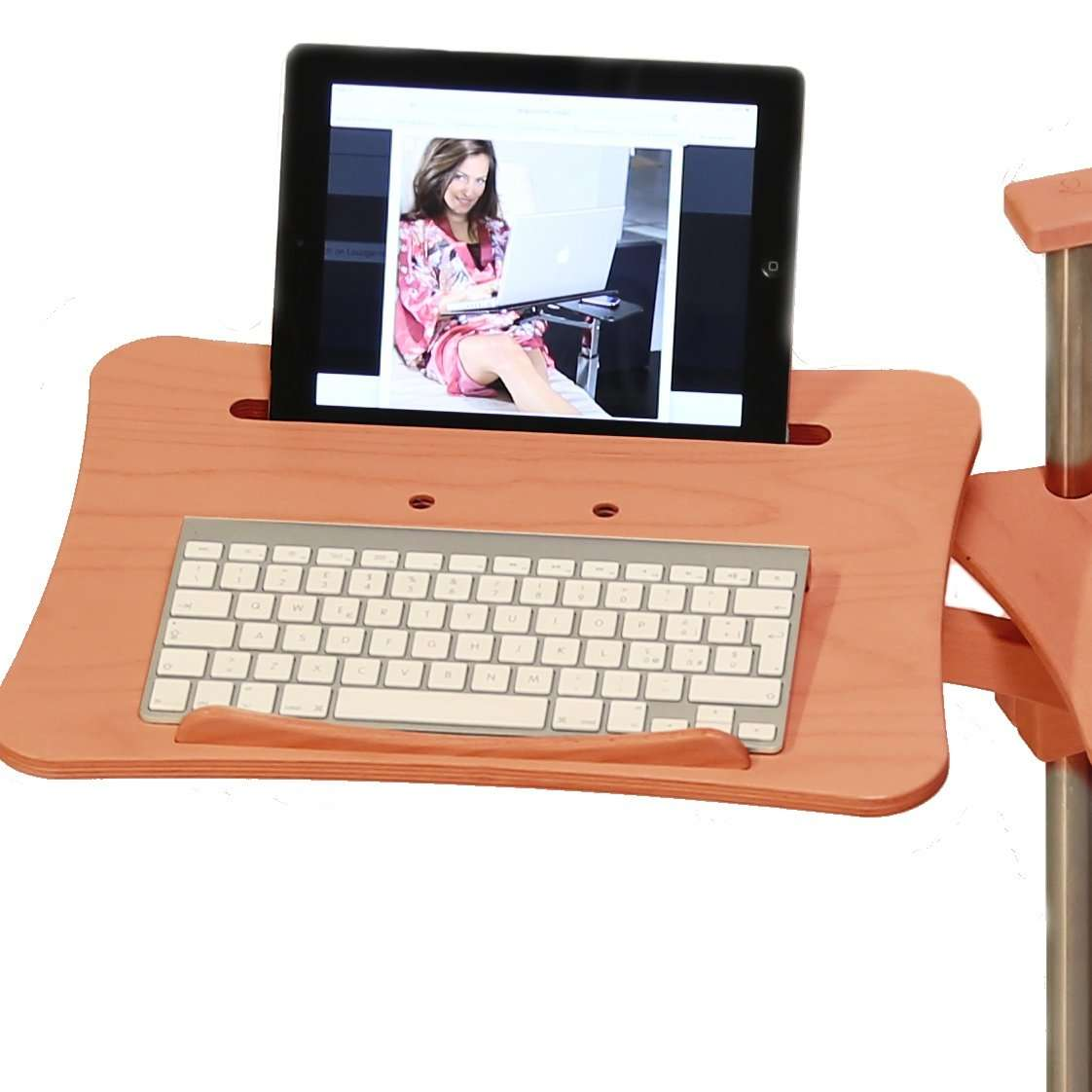 Lounge-wood Hot - Support for Notebook