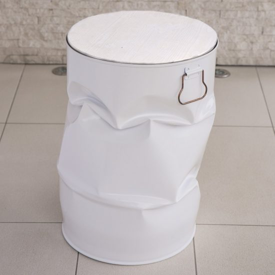 chair stool feng shui white