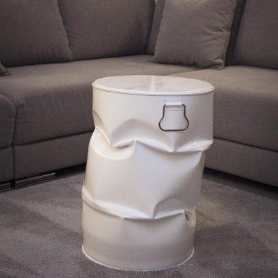 small table white contemporary