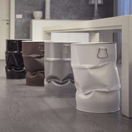 Tino. Small Table, Stool, Stand inspired by Feng Shui Design.