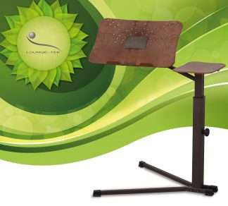 Lounge-book ecodesign laptop stand