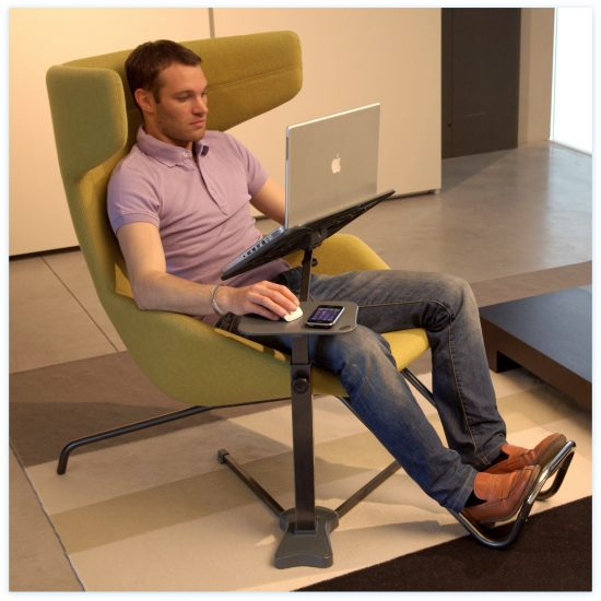 Ergonomic Supports Lounge-book