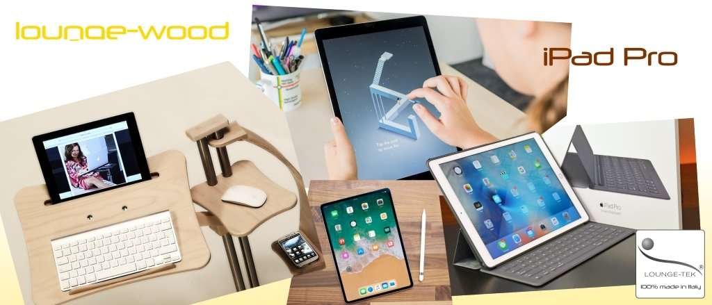 the perfect support for ipad pro and other big tablet PC